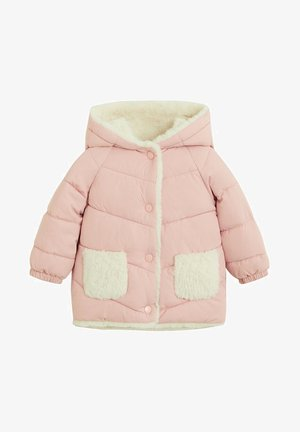 TEDDY7 - Winter coat - pink