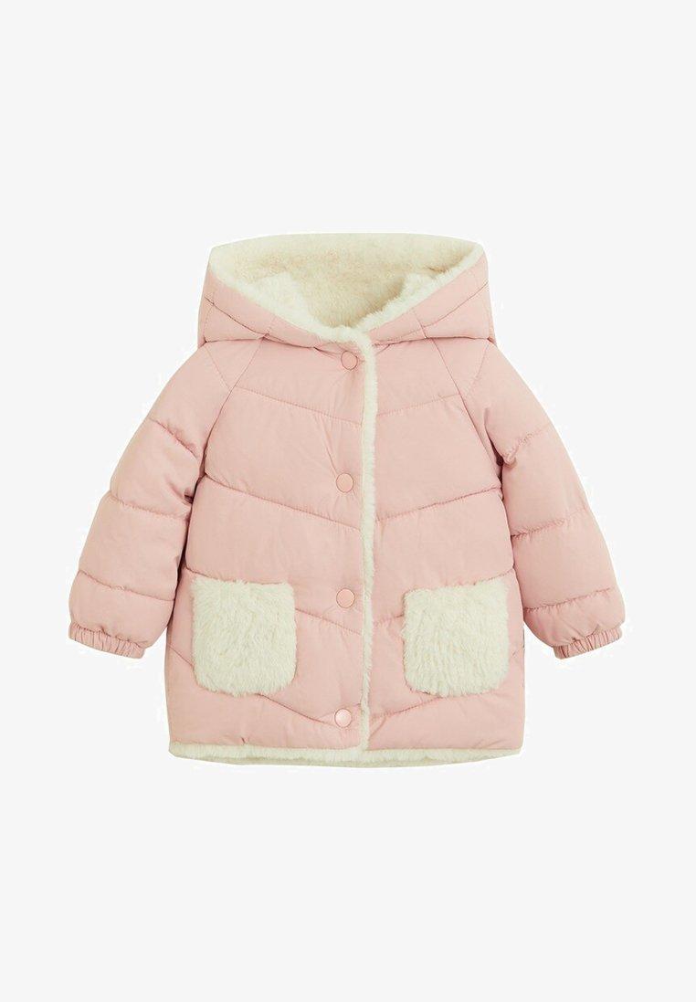 Mango - TEDDY7 - Winterjas - pink