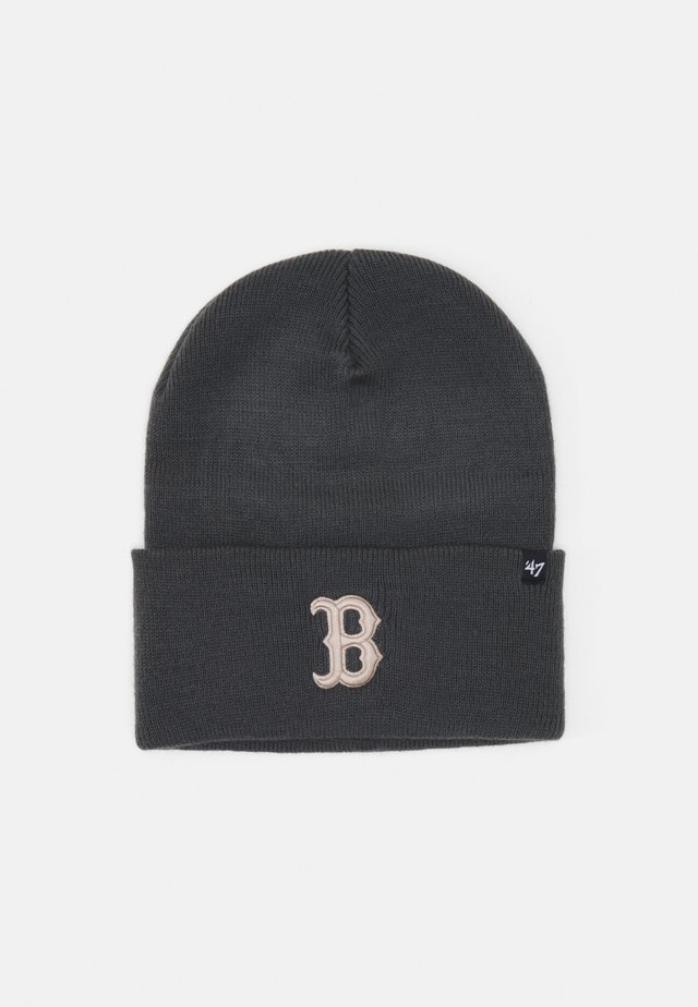 MLB BOSTON RED SOX HAYMAKER UNISEX - Bonnet - charcoal