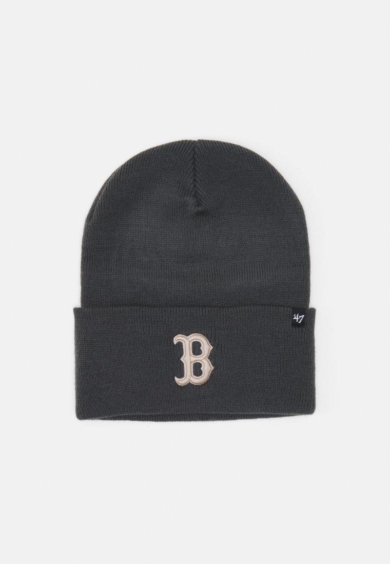 '47 - MLB BOSTON RED SOX HAYMAKER UNISEX - Čepice - charcoal