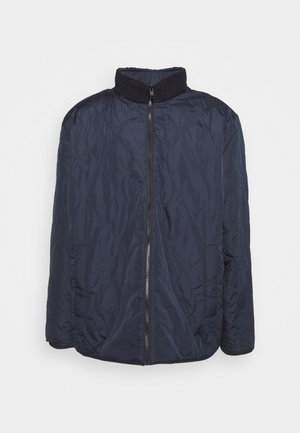 REVERSIBLE JACKET - Light jacket - true navy