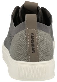 Sansibar Shoes - SANSIBAR SHOES SNEAKER - Trainers - mittelgrau 32 - 3