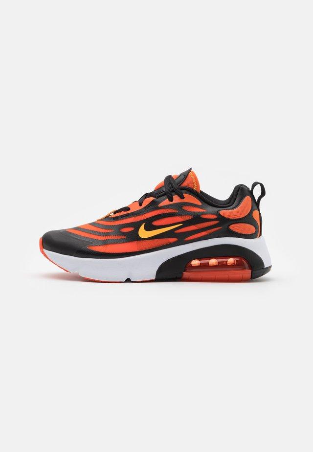 AIR MAX EXOSENSE - Baskets basses - electro orange/laser orange/team orange/black