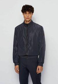 BOSS - CIBAR - Summer jacket - dark blue - 0
