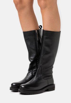 STAVELOT - Boots - black