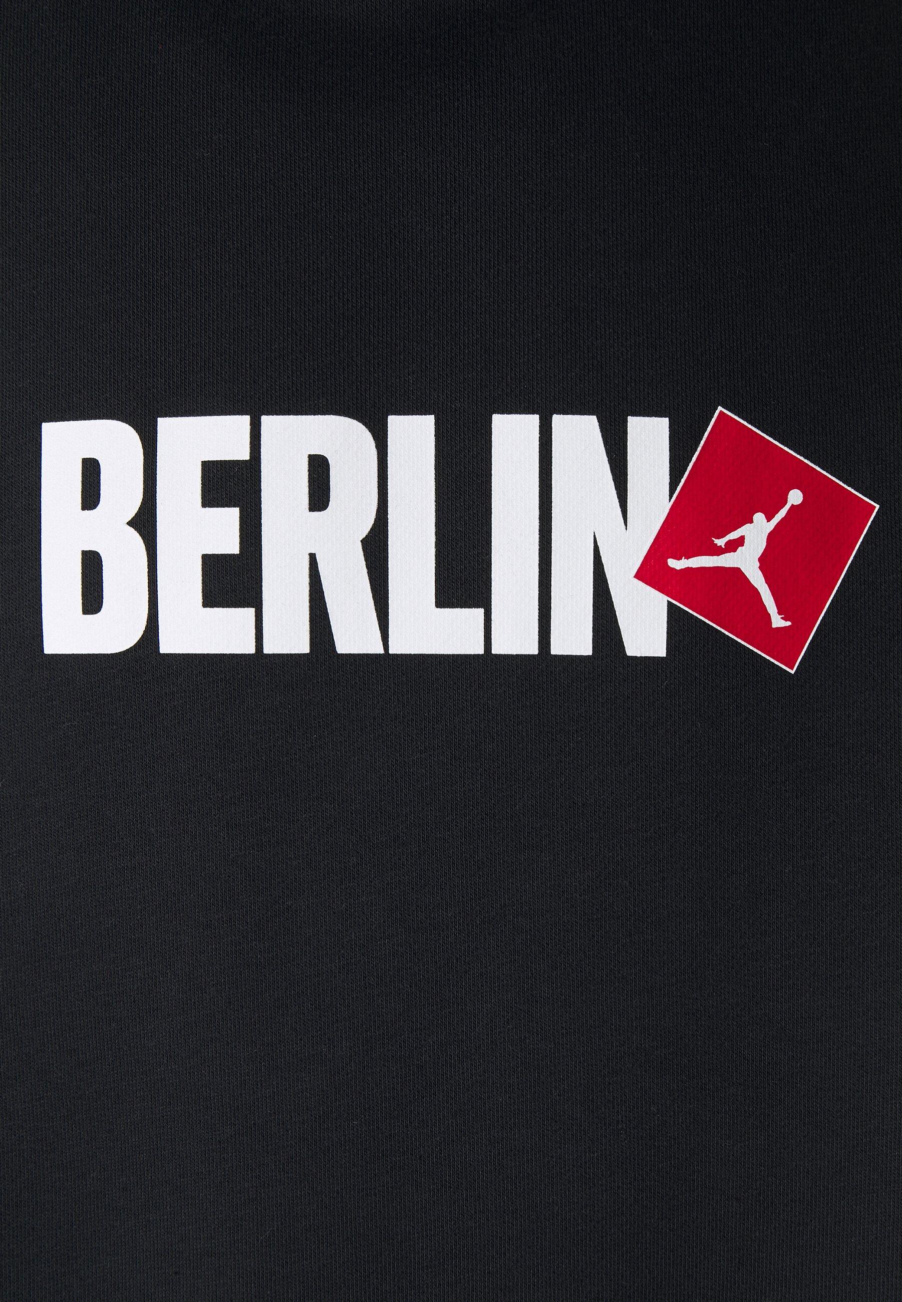 Herren BERLIN CITY HOODIE - Sweatshirt