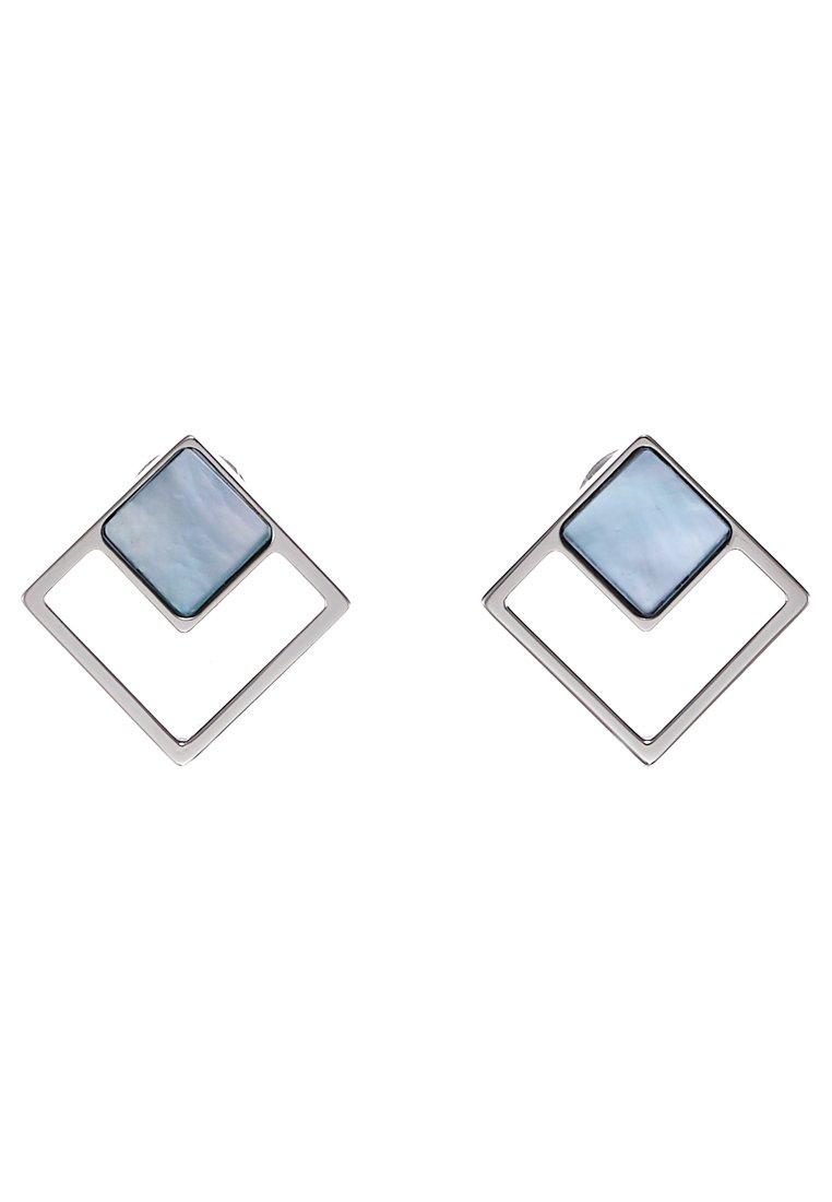 Skagen Agnethe - Ohrringe Silver-coloured/silber