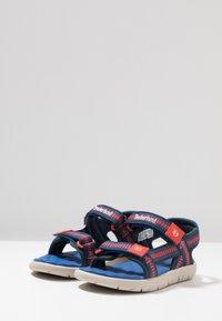 Timberland - PERKINS ROW - Sandalias - bright blue - 3