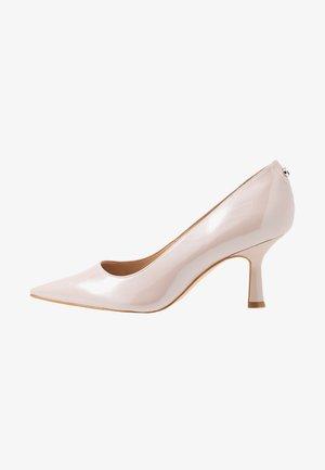 GALYAN - Classic heels - blush