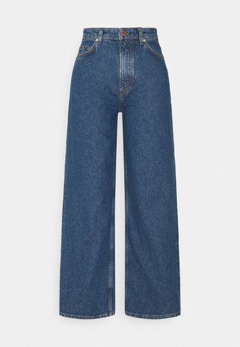 TOMMA - Relaxed fit jeans - bright mid blue