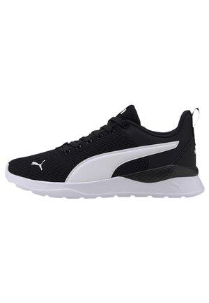 ANZARUN LITE  - Trainers - black/white