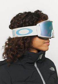 Oakley - LINE MINER XL UNISEX - Ski goggles - prizm snow/sapphire - 1