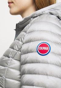 Colmar Originals - LADIES JACKET - Down jacket - cold light steel - 4