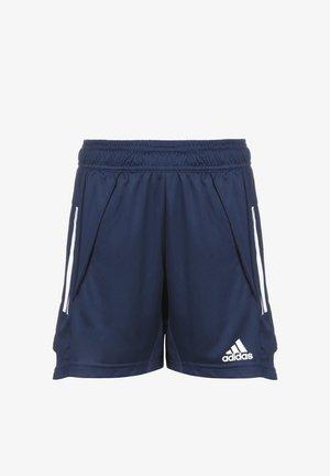 CONDIVO  - Sports shorts - navy blue / white