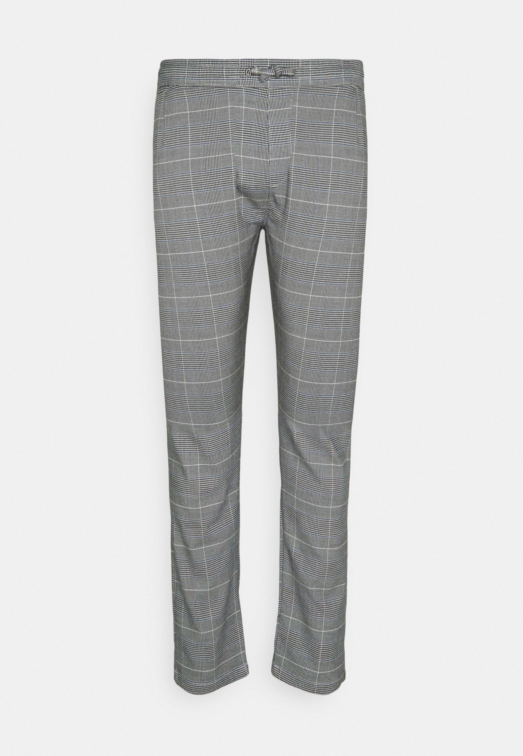 Men CLUB DRAWSTRING PANTS MORE - Trousers