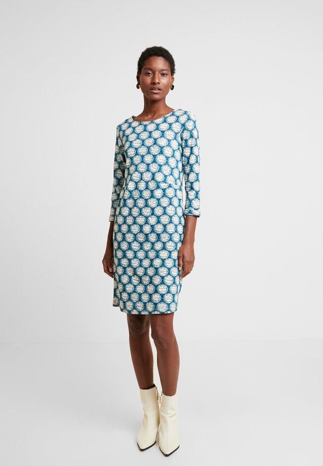 FORESTR DRESS - Sukienka z dżerseju - blue