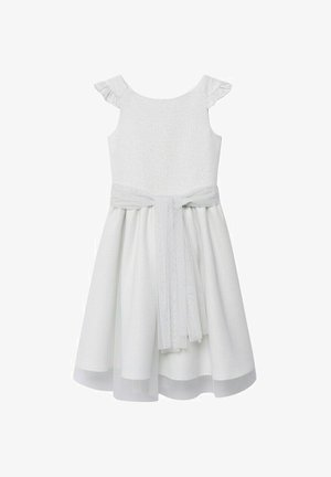 Cocktail dress / Party dress - light grey