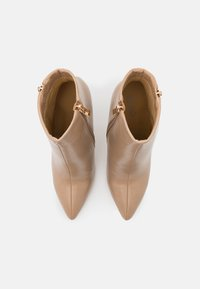 BEBO - ROOKY - Classic ankle boots - nude - 5
