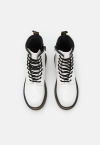 Dr. Martens - 1460 - Lace-up ankle boots - white - 3