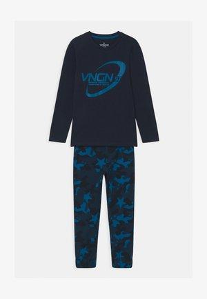 WIKTOR - Pyjama set - dark blue