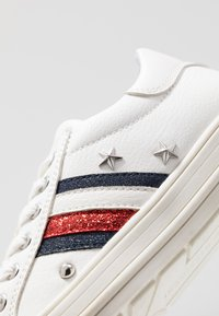 Tommy Hilfiger - Sneaker low - white - 5