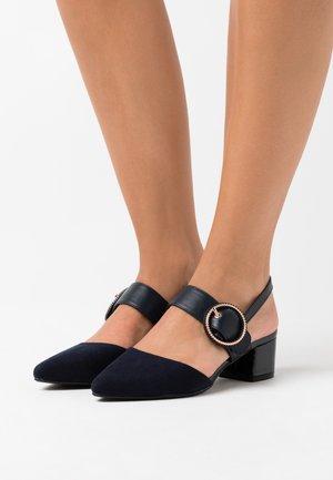 CATHY - Classic heels - navy