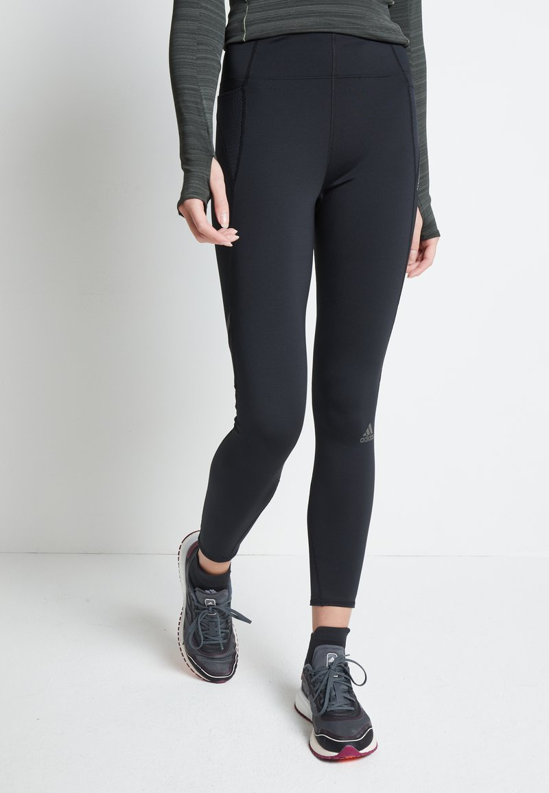 adidas Performance - HOW WE DO - Leggings - black