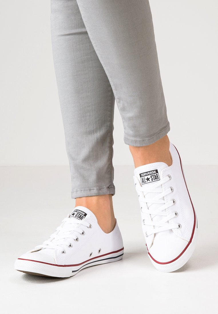 Converse - CHUCK TAYLOR ALL STAR DAINTY - Sneaker low - blanc