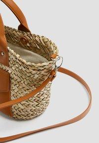 PULL&BEAR - Handbag - sand - 5