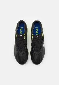 adidas Performance - COPA SENSE.2 FG - Moulded stud football boots - core black/footwear white/solar yellow - 3