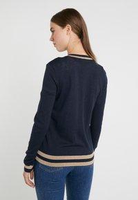 Lauren Ralph Lauren - Vest - navy/gold - 2