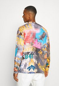 Jaded London - ALASKAN BADGES SCENE  - Long sleeved top - multi-coloured - 2