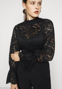 Pieces Curve - PCRAITA - Blouse - black - 4