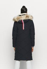 Luhta - EEVALA - Winter coat - dark blue - 2