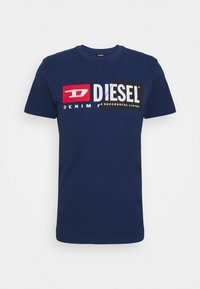 Diesel - DIEGO CUTY - Printtipaita - blue - 4