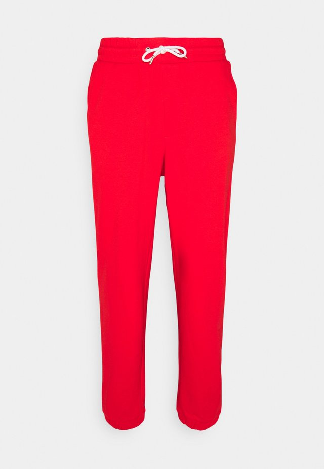UNISEX - Pantalon de survêtement - red