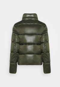 Calvin Klein Jeans - SHINY PUFFER - Vinterjakke - deep depths - 2