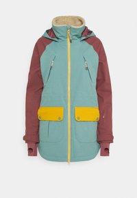 PROWESS PONDEROSA PINE - Snowboard jacket - light blue