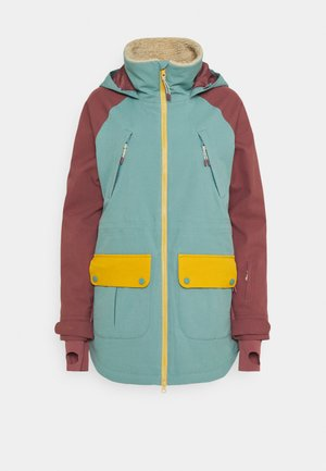PROWESS PONDEROSA PINE - Snowboard jacket - light blue