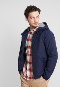 Benetton - Light jacket - dark blue - 0