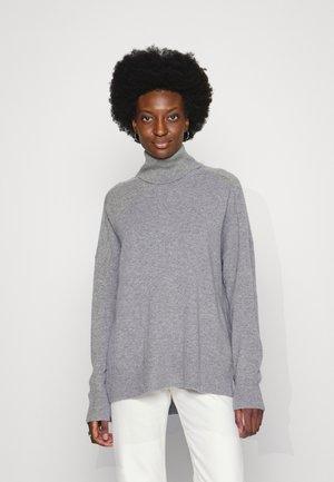 ROLL NECK JUMPER - Sweter - grey