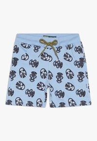 Lemon Beret - SMALL BOYS BERMUDA - Pantalones deportivos - blue bell - 0