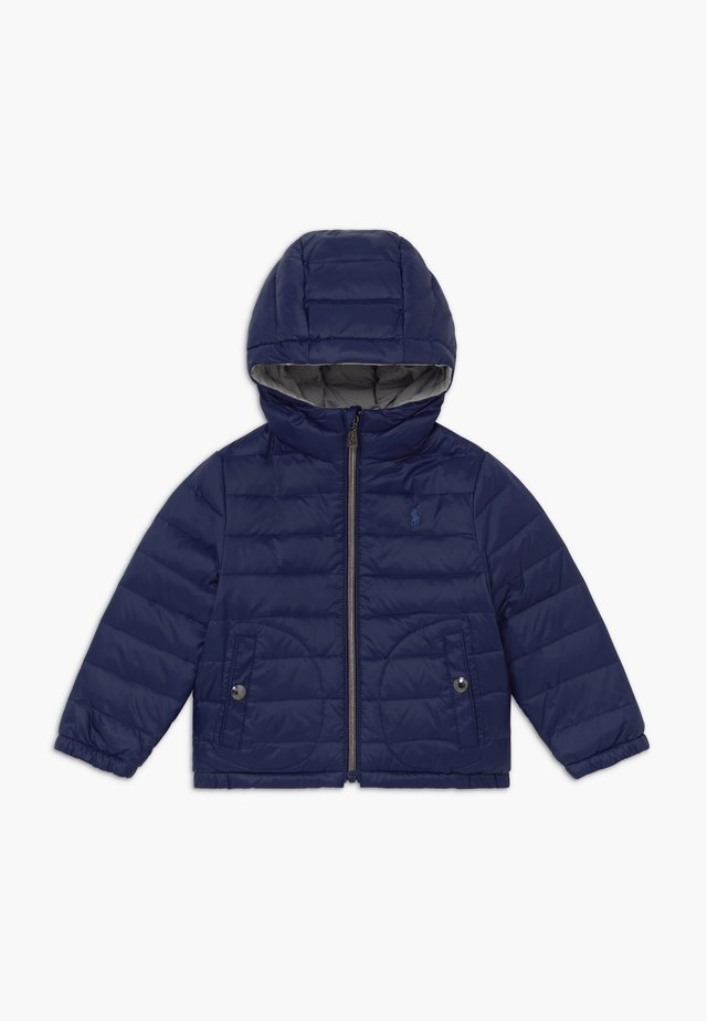 OUTERWEAR JACKET - Jas - french navy/grey