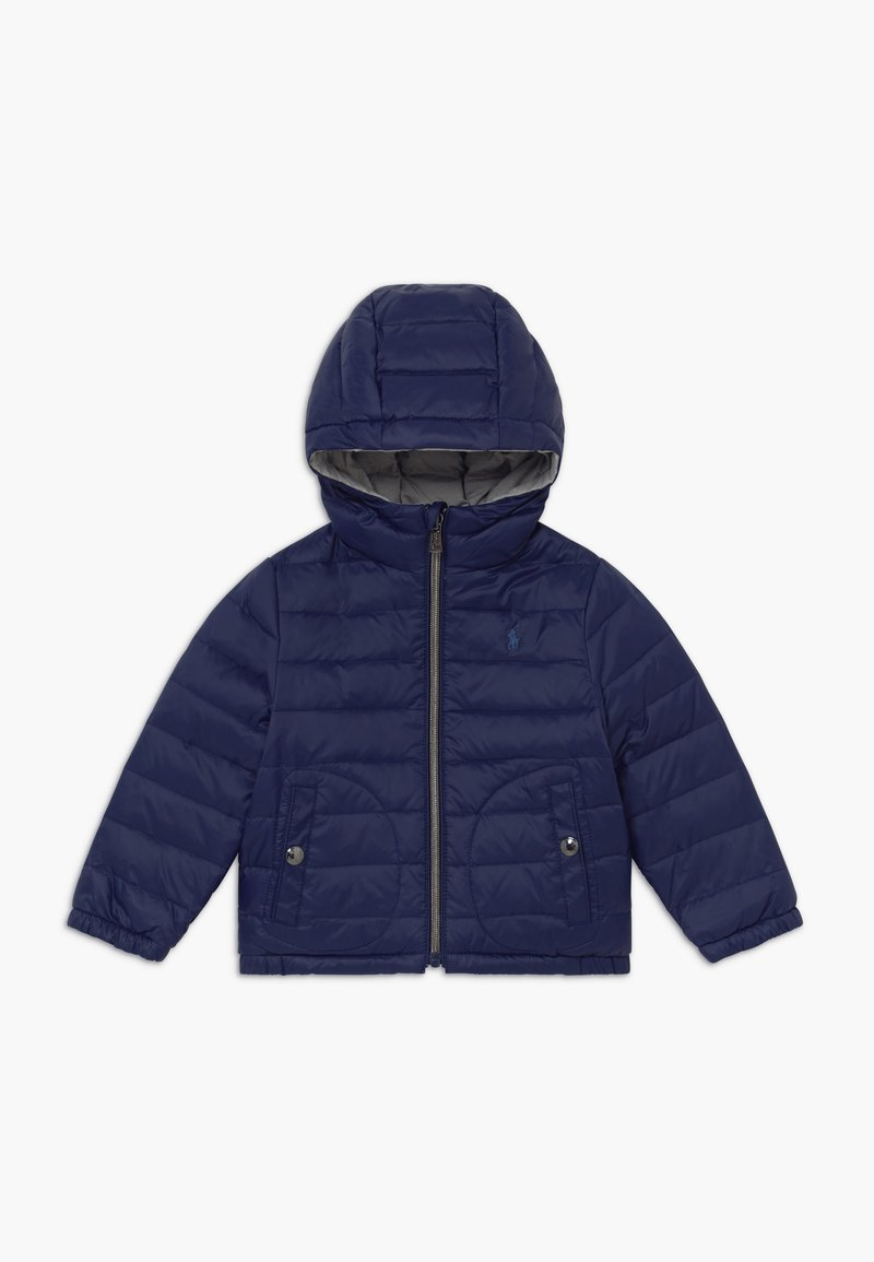 Polo Ralph Lauren - OUTERWEAR JACKET - Light jacket - french navy/grey