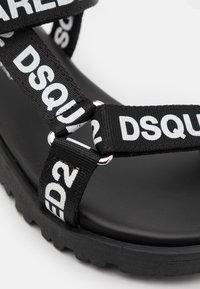 Dsquared2 - UNISEX - Sandals - black - 5