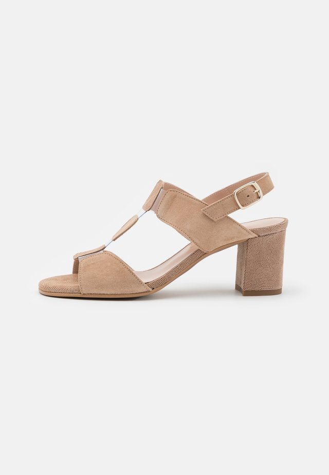 POLAR NEW - Sandals - pietra