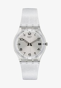 Swatch - SILVERBLUSH - Montre - grey - 1