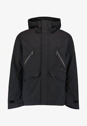 Light jacket - black out