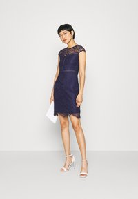 Anna Field - Shift dress - evening blue - 1