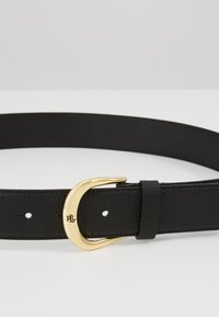 Lauren Ralph Lauren - CLASSIC KENTON - Belt - black - 4